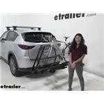 Saris Hitch Bike Racks Review - 2020 Mazda CX-5