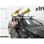 SeaSucker Monkey Bars Roof Rack Review - 2014 BMW 3 Series
