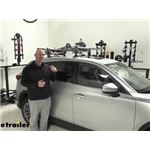 Seasucker Vacuum Cup Mounted Ski And Snowboard Carrier Review - 2020 Mazda CX-5