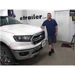 SMI Stay-IN-Play DUO Braking System Installation - 2019 Ford Ranger