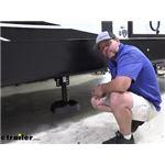 SnapPad 5th Wheel Jack Stand Pads Installation - 2020 Jayco Seismic 5W Toy Hauler