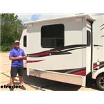 Lippert Solera Slider Slide-Topper Installation - 2012 Cruiser RV Fun Finder Xtra Travel Trailer
