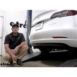 Stealth Hitches Hidden Rack Receiver Installation - 2021 Tesla Model 3