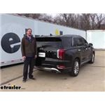 Stealth Hitches Trailer Hitch Installation - 2020 Hyundai Palisade