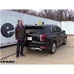 Stealth Hitches Rack Receiver Installation - 2020 Hyundai Palisade