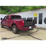 Stromberg Carlson Tailgate Installation - 2014 Ford F-250 Super Duty