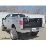 Stromberg Carlson 5th Wheel Louvered Tailgate Installation - 2013 Ford F-150