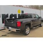 Stromberg Carlson 5th Wheel Louvered Tailgate Installation - 2014 Chevrolet Silverado 1500