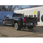 Stromberg Carlson 5th Wheel Louvered Tailgate Installation - 2015 GMC Sierra 3500