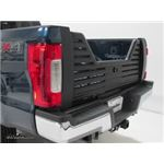 Stromberg Carlson 4000 Series 5th Wheel Louvered Tailgate Installation - 2018 Ford F-250 Super Duty
