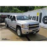 Stromberg Carlson Tailgate Installation - 2013 Chevrolet Silverado
