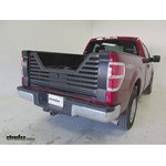 Stromberg Carlson 5th Wheel Louvered Tailgate Installation - 2014 Ford F-150