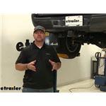 SuperSprings SumoSprings Rear Solo Custom Helper Springs Installation - 2014 Toyota Tacoma