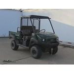 Superwinch LT2000 ATV Winch Installation - 2010 Kawasaki Mule