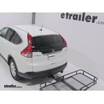 Surco Folding Hitch Cargo Carrier Review - 2012 Honda CR-V