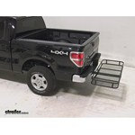 Surco Hitch Cargo Carrier Review - 2013 Ford F-150