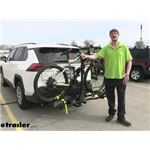 Swagman Hitch Bike Racks Review - 2021 Toyota RAV4
