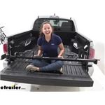 Swagman Patrol Truck Bed Bike Rack Review - 2020 Toyota Tacoma