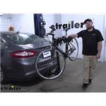 Swagman Titan Hitch Bike Rack Review - 2014 Ford Fusion