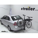 Swagman Titan Hitch Bike Rack Review - 2011 Chevrolet Aveo