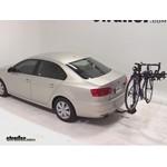 Swagman Titan Hitch Bike Rack Review - 2012 Volkswagen Jetta