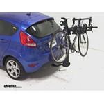 Swagman Titan Hitch Bike Rack Review - 2011 Ford Fiesta