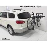 Swagman Titan Hitch Bike Rack Review - 2012 Buick Enclave