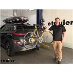 Swagman Trailhead Hitch Bike Rack Review - 2020 Hyundai Kona