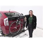 Swagman Hitch Bike Racks Review - 2015 Toyota Prius
