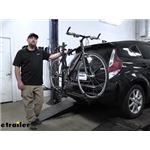Swagman XTC-2 Hitch Bike Racks Review - 2015 Toyota Prius c