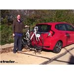 Swagman XTC-2 Hitch Bike Racks Review - 2019 Honda Fit