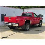 BOLT Tailgate Handle with Lock Installation - 2013 Chevrolet Silverado