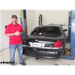 Tekonsha Upgraded Circuit Protected ModuLite Installation - 2011 Ford Crown Victoria