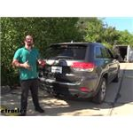 Tekonsha T-One Vehicle Wiring Harness Installation - 2014 Jeep Grand Cherokee