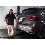 Tekonsha T-One Vehicle Wiring Harness Installation - 2020 Acura MDX