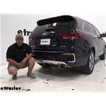 Tekonsha T-One Vehicle Wiring Harness Installation - 2020 Kia Sorento