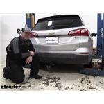 Tekonsha T-One Vehicle Wiring Harness Installation - 2021 Chevrolet Equinox