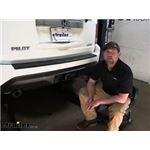 Tekonsha T-One Vehicle Wiring Harness Installation - 2013 Honda Pilot