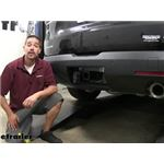 Tekonsha T-One Vehicle Wiring Harness Installation - 2019 Chevrolet Traverse