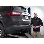 Tekonsha T-One Vehicle Wiring Harness Installation - 2020 Chevrolet Traverse