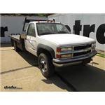 Trailer Brake Controller Installation - 1997 Chevrolet C/K Series Pickup