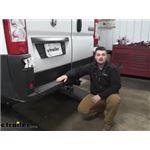 Tekonsha OEM Replacement Vehicle Wiring Harness Installation - 2021 Ram ProMaster 3500