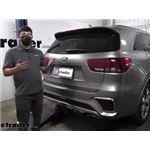Tekonsha OEM Replacement Vehicle Wiring Harness Installation - 2018 Kia Sorento