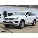 Trailer Brake Controller Installation - 2016 Volkswagen Touareg
