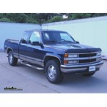 Trailer Brake Controller Installation - 1996 Chevrolet C/K Series Pickup