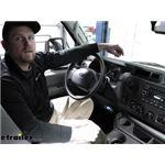 Tekonsha Prodigy P3 Trailer Brake Controller Installation - 2020 Ford E-Series Cutaway