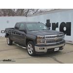 Trailer Brake Controller Installation - 2014 Chevy Silverado 1500