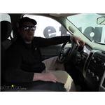 Tekonsha Primus IQ Trailer Brake Controller Installation - 2012 Dodge Ram Pickup