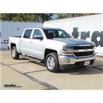 Trailer Brake Controller Installation - 2016 Chevrolet Silverado 1500