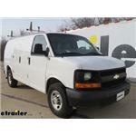 Trailer Brake Controller Installation - 2013 Chevrolet Express Van